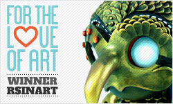 For the Love of Art - Giveaway